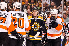 Shawn Thornton Boston Bruins Royalty Free Stock Photo