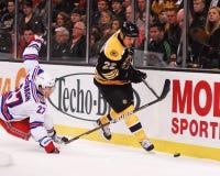 Shawn Thornton, forward, Boston Bruins Stock Image