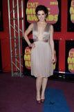 Shawna Thompson nas 2012 concessões da música de CMT, arena de Bridgestone, Nashville, TN 06-06-12 Fotografia de Stock Royalty Free