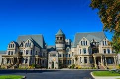 Shawshank-Abzahlung - Staat Ohio-Besserungsanstalt - Mansfield, Ohio Lizenzfreies Stockbild