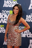 Shay Mitchell, Shay. LOS ANGELES - JUN 5:  Shay Mitchell arrivimg at the the 2011 MTV Movie Awards at Gibson Ampitheatre on June 5, 2011 in Los Angeles, CA Stock Photos