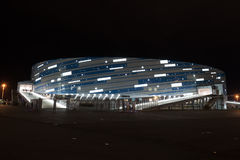 Shayba-Arena ist Mehrzweckstadion in Sochi Stockfotografie