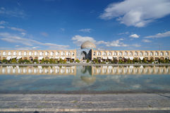 Shaykh Lotfollah Mosque in Isfahan,Iran. Stock Photos