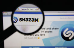 Shazam Stock Photography
