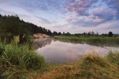 河shchara 库存照片