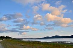 Shchuchye lake State National Natural Park Royalty Free Stock Image