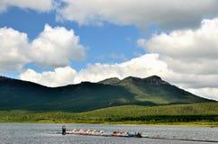 Shchuchye lake State National Natural Park Royalty Free Stock Photos