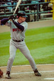 Shea Hillenbrand, les Red Sox de Boston Images libres de droits