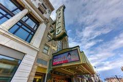 Shea's Performing Arts Center - Buffalo, NY Stock Image
