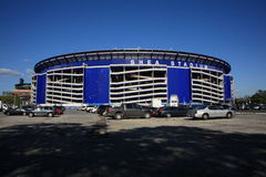 Shea Stadium. A doomed Shea Stadium in its final season Royalty Free Stock Photography