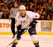 Shea Weber Nashville Predators. Nashville Predators captain Shea Weber #6 Stock Photos