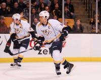 Shea Weber, Nashville Predators. Nashville Predators defenseman Shea Weber #6 Royalty Free Stock Photo