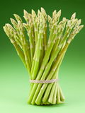 Sheaf of asparagus Stock Photography