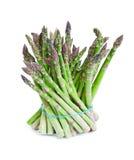 Sheaf of asparagus. Royalty Free Stock Photos
