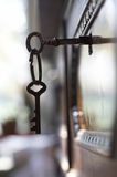 Sheaf of keys Stock Photography