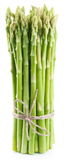 Sheaf Of Asparagus. Stock Photos
