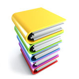Sheaf office folders Royalty Free Stock Photo