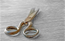Shears Royalty Free Stock Images