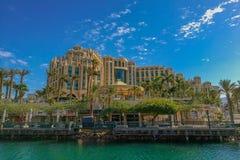 Sheba hotel eilat royalty free stock photos