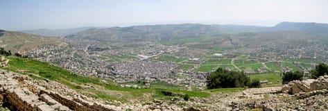 Shechem, Ισραήλ στοκ φωτογραφίες