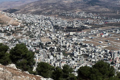 Shechem. Fotografía de archivo libre de regalías
