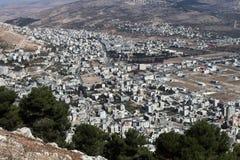Shechem. royalty-vrije stock fotografie