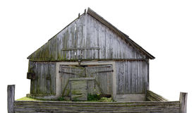 Shed for Halloween Royalty Free Stock Photo