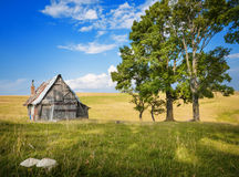 Shed Royalty Free Stock Photography