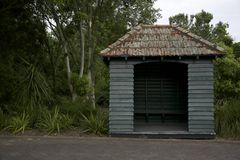 Shed. Royalty Free Stock Photo