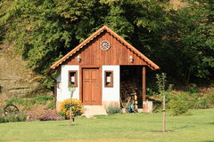 Shed Royalty Free Stock Images