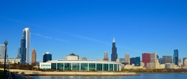 The Shedd Royalty Free Stock Photography