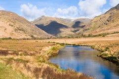 Sheefry Hills, Mayo Co., Ireland. Picturesque landscape in Ireland. Sheefry Hills, Mayo Co Stock Photo