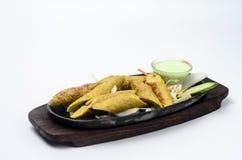 Sheekh-Kebab-Huhn Lizenzfreie Stockfotografie