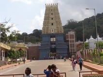Sheelanagartempel visakhapatnam, India Stock Afbeelding