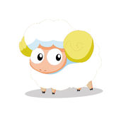 Sheep so cute Stock Photo