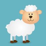 Sheep design Stock Image