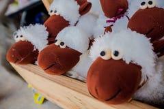 Sheep dool Royalty Free Stock Photography