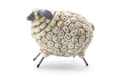 Sheep Figurine Stock Photography