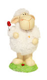 Sheep figurine Stock Image