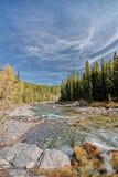 Sheep River, Alberta Stock Photo