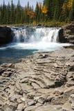 Sheep river waterfall Stock Photo