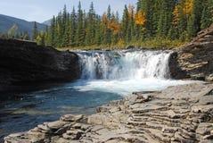 Sheep river waterfalls Royalty Free Stock Images