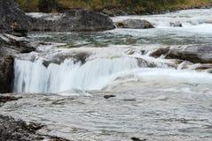 Sheep river waterfalls Royalty Free Stock Photography