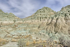 Sheep Rock Unit, John Day Fossil Beds National Monument Stock Photos