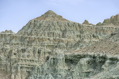 Sheep Rock Unit, John Day Fossil Beds National Monument Stock Image