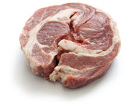 Sheep shoulder meat Stock Image