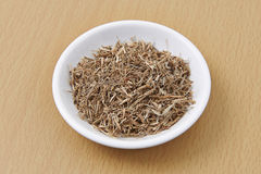 Sheep Sorrel Organic Dried Royalty Free Stock Image