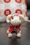 Sheep Stuffed Toy Royalty Free Stock Image