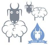 Sheep. Vector illustration (EPS 10 Stock Photo