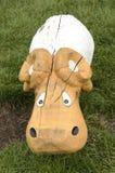Sheep of wood Royalty Free Stock Image